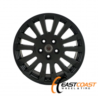 CADILLAC CTS 18x8.5 2010 2011 2012 2013 FACTORY BLACK CHROME OEM RIM WHEEL 4669 (FRONT)