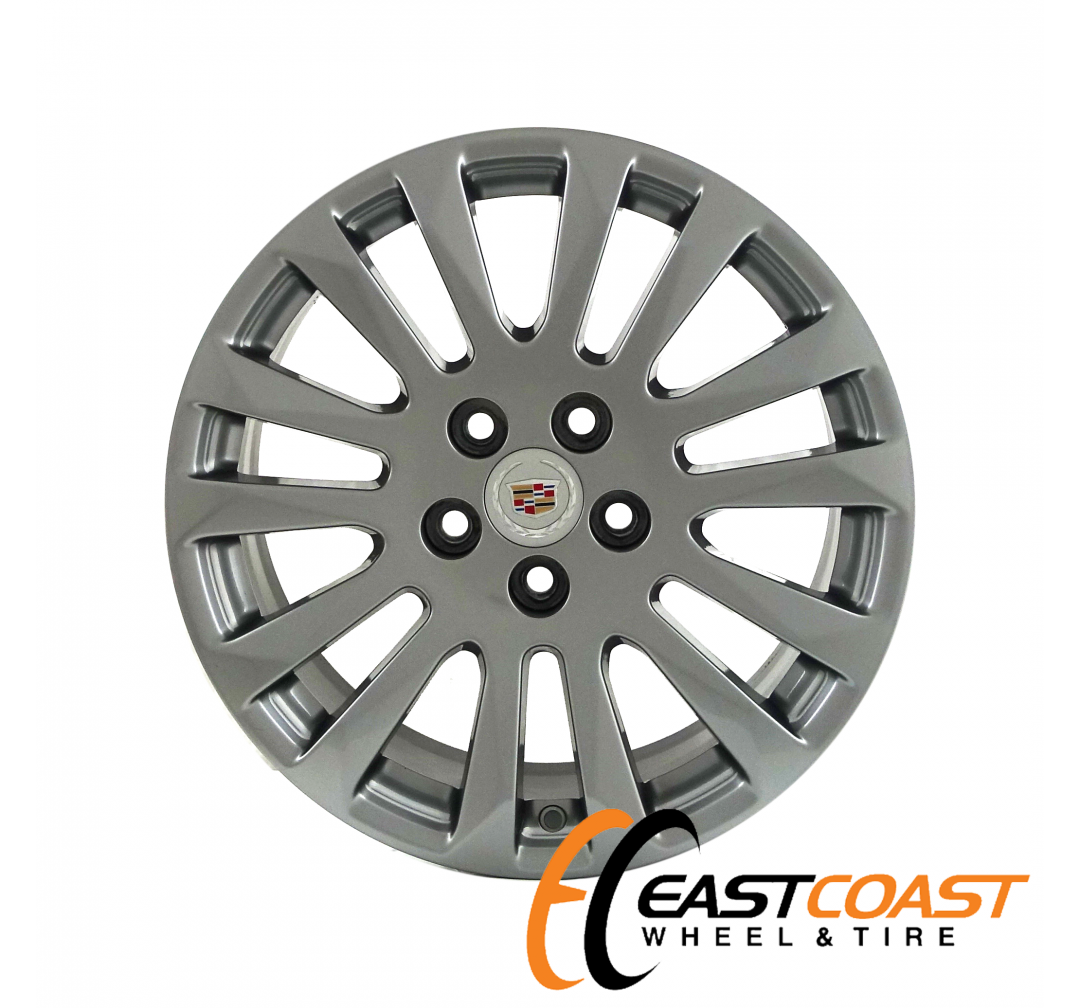 CADILLAC CTS 18x8.5 2010 2011 2012 2013 FACTORY OEM RIM WHEEL 4669 (FRONT)