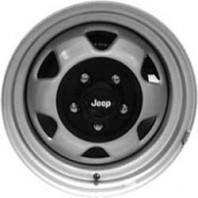 JEEP CHEROKEE 15x7 1988 1989 1990 1991 1992 1993 1994 1995 1996 1997 1998 1999 2000 FACTORY OEM WHEEL RIM 9051