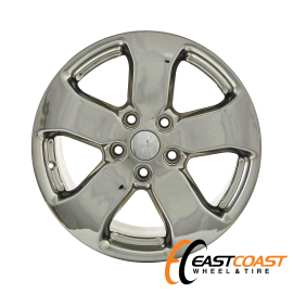 JEEP GRAND CHEROKEE 18X8 2010 2011 2012 FACTORY CHROME OEM RIM WHEEL 9105