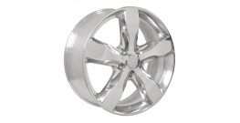 Factory Chrome Rims